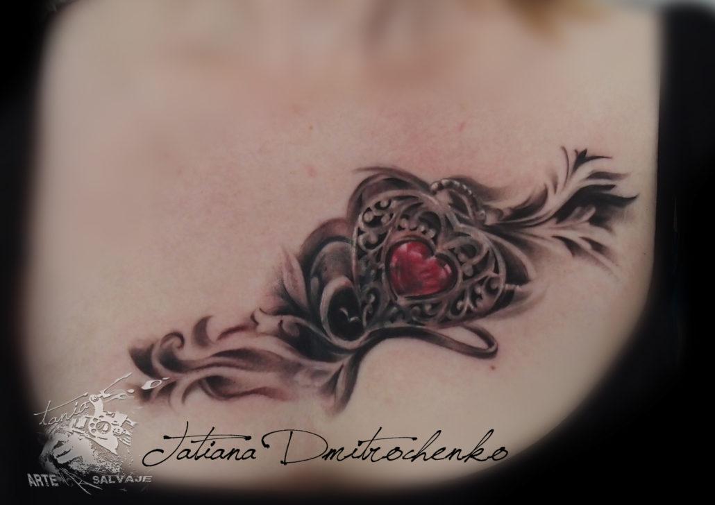 tattoo corazon tatuajes cover up en valencia