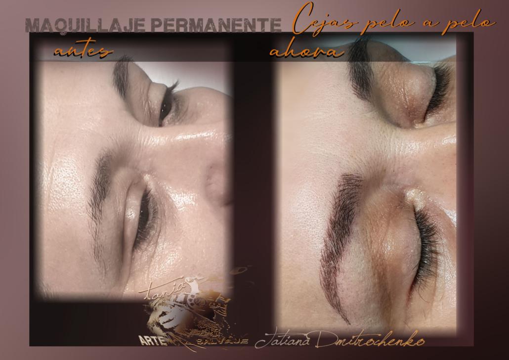 micropigmentacion cejas tatuadas pelo a pelo microbblading valencia