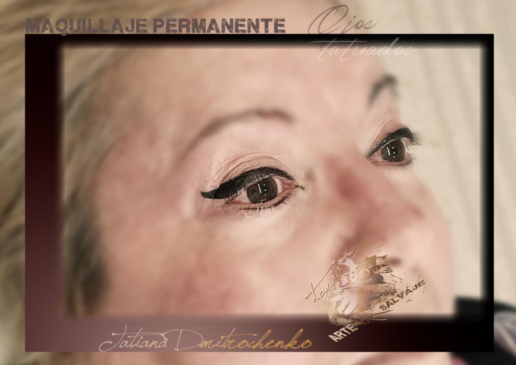 micropigmentacion de los ojos eyeliner valencia