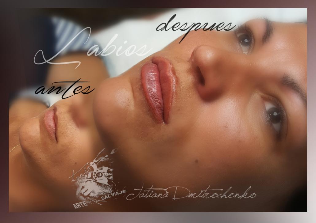 micropigmentacion de los labios tatuados valencia