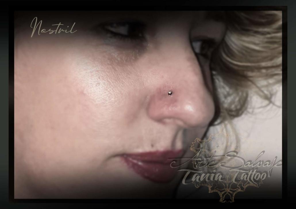 piercing nostril arte salvaje valencia 3