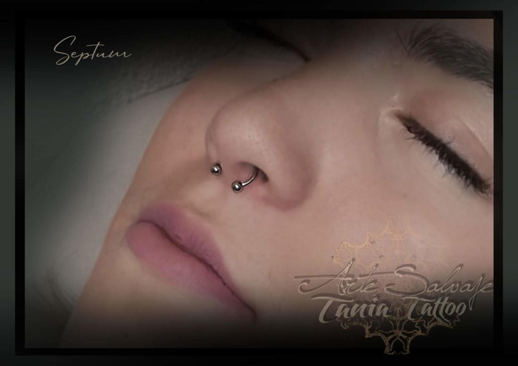 piercing septum valencia arte salvaje