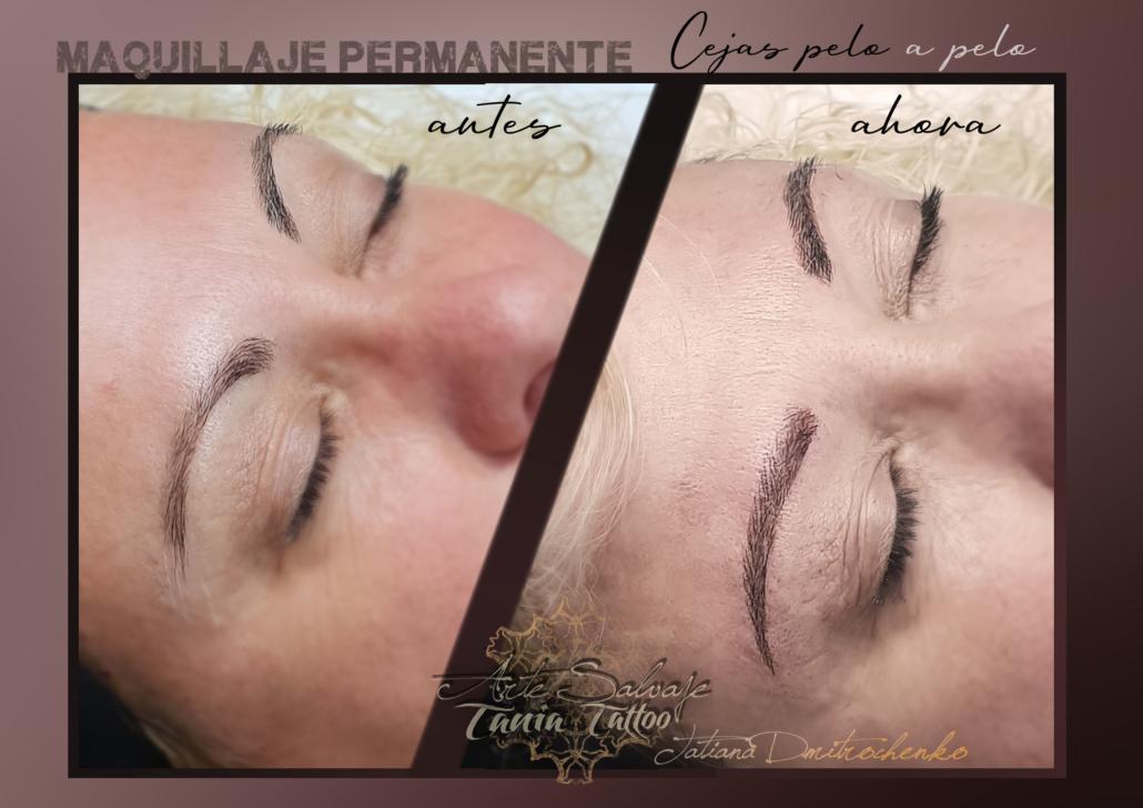 micropigmentacion de las cejas pelo a pelo microblading valencia (5)