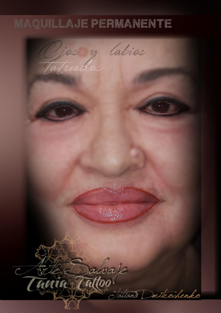 micropigmentacion ojos eyeliner tatuados labios efecto perfilados pintados relleno contorno valencia